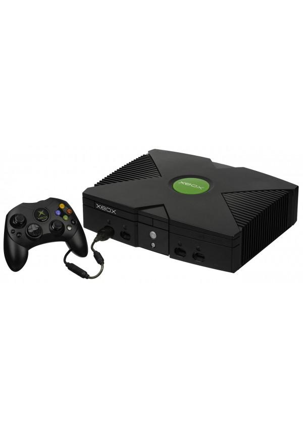 Console Xbox 1ere Generation