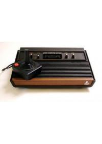 Console Atari 2600 Modèle En Bois (Woodgrain)