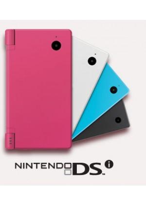 Console DSi (Différentes Couleurs)