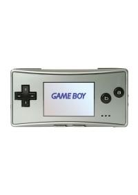 Console Game Boy Micro (Différentes Couleurs)