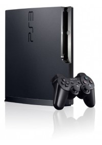 Console Playstation 3 (PS3) Slim 320 GB