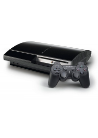 Console Playstation 3 (PS3) Fat 80 GB Non Retrocompatible PS2 (2 Ports USB)