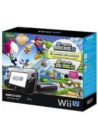 Console Wii U Mario & Luigi Deluxe Set 32 GB