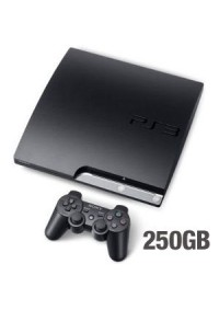 Console Playstation 3 (PS3) Slim 250 GB