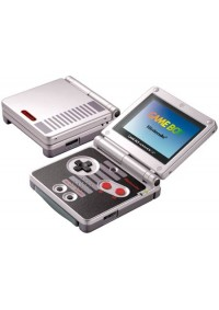 Console Game Boy advance sp Classic Nes Edition