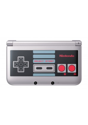 Console 3DS XL Nes Edition