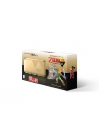 Console 3DS XL Zelda A Link Between World's