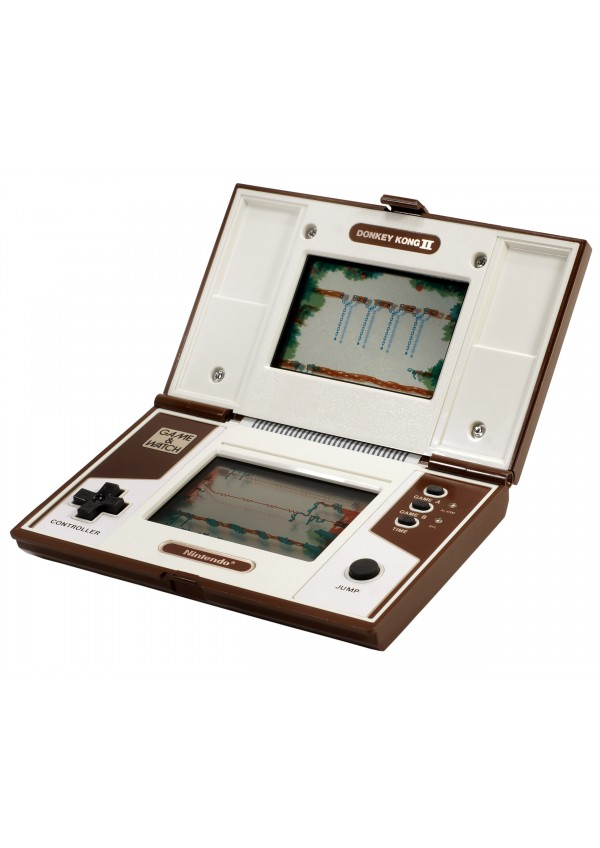 Console Game & Watch Par Nintendo - Donkey Kong II (JR-55)