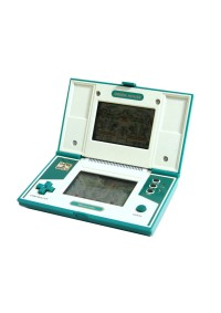 Console Game & Watch Par Nintendo - Green House (GH-54)