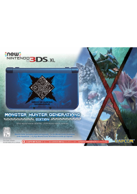 Console New 3DS XL Edition Monster Hunter Generations