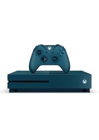 Console Xbox One S 500 GB Édition Spéciale Bleue