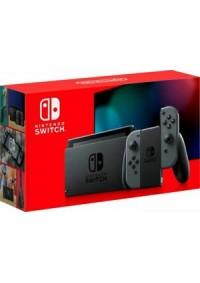 Console Nintendo Switch - Joy-Con Gris (Gray Joy-Con) Modèle 2019 HAC-001(-01)