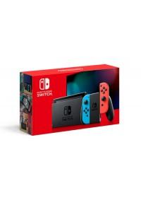 Console Nintendo Switch - Joy-Con Rouge & Bleu (Neon Joy-Con)  Modèle 2019 HAC-001(-01)