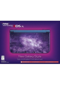 Console New 3DS XL Galaxy Style