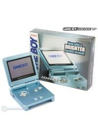 Console Game Boy Advance SP AGS-101 Mieux Éclairée (Différentes Couleurs)