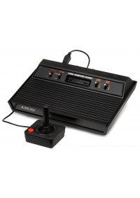 Console Atari 2600 Modèle Noir (Darth Vader)