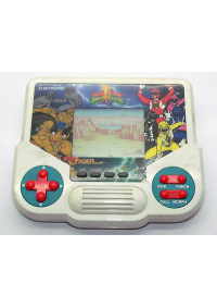 Console Mighty Morphin Power Rangers Par Tiger Electronic