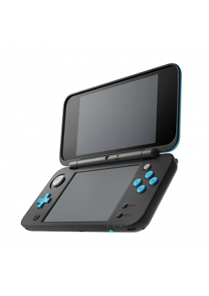 Console New 2DS XL Noire Et Turquoise