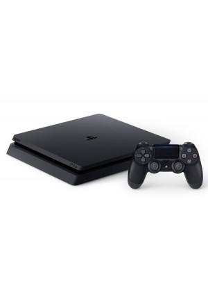 Console PS4 Playstation 4 Slim 1 TB Noire