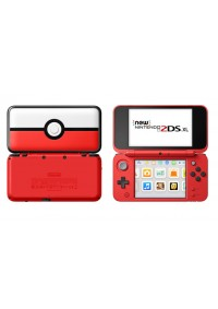 Console New 2DS XL - Poke Ball Edition