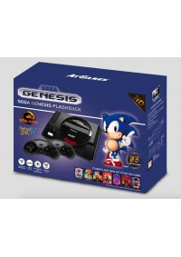 Console Sega Genesis Flashback HD Game Console 85 Built-In-Game Par Atgames