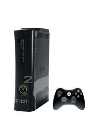 Console Xbox 360 Fat 250 GB Édition Limitée Call Of Duty Modern Warfare 2