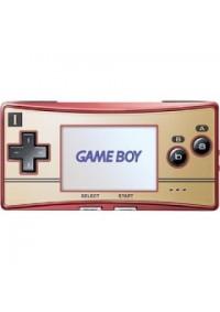 Console Game Boy Micro 20th Anniversary Edition