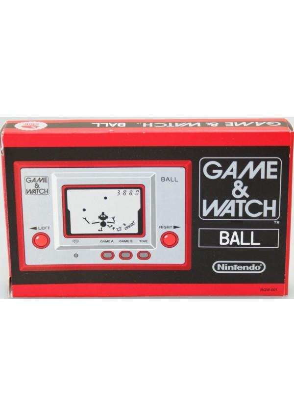 Console Game & Watch Par Nintendo - Ball (AC-01)