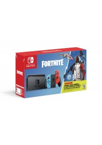 Console Nintendo Switch Fortnite Bundle