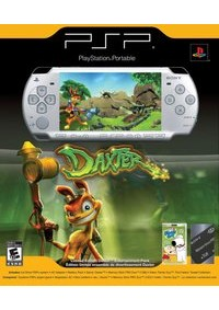 Console PSP 2001 Limited Edition Daxter Version (Silver)