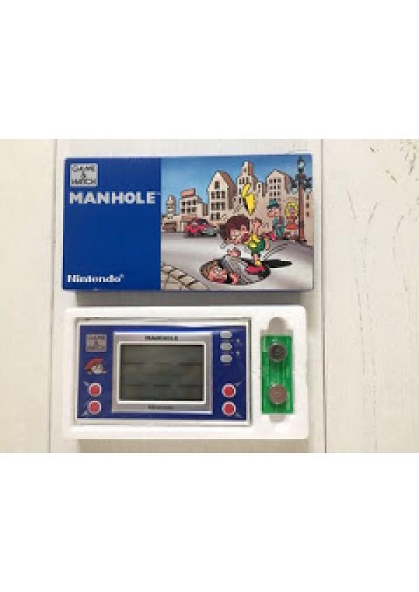 Console Game & Watch Par Nintendo - Manhole (NH-103)