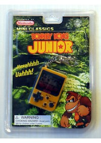 Console Nintendo Mini Classics - Donkey Kong Junior
