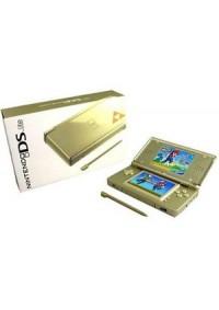 Console DS Lite Édition Or Zelda