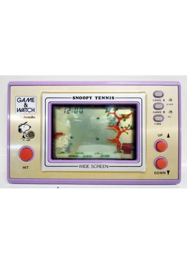 Console Game & Watch Par Nintendo - Snoopy Tennis (SP-30)