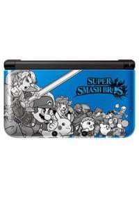 Console 3DS XL Bleue Edition Super Smash Bros. Pour 3DS