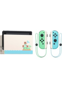 Console Nintendo Switch - Edition Animal Crossing New Horizons