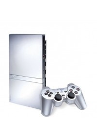 Console Playstation 2 (PS2) Slim - Argent