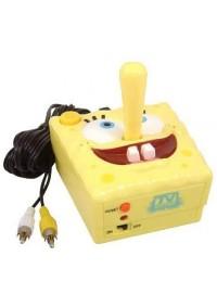 Console Plug and Play SpongeBob Squarepants 5 in 1 Tv Games Par Jakks Pacific