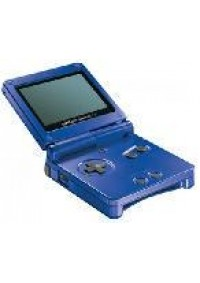 Console Game Boy Advance SP AGS-001 - Bleu Cobalt (Métallique)