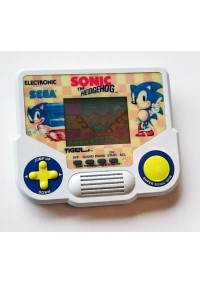 Console Sonic The Hedgehog Tiger Electronic