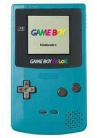 Console Game Boy Color - Sarcelle