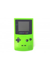 Console Game Boy Color - Vert Lime