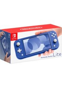 Console Nintendo Switch Lite - Bleu