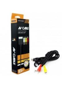Cable AV Générique  / Dreamcast (Différents Modèles)