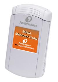 Carte Mémoire Générique / Dreamcast (Différents Modèles)