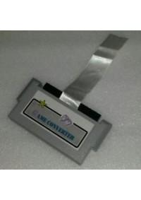 Convertisseur De 60 Pins Vers 72 Pins Pour Jouer Jeux De Famicom Sur Nintendo  / NES