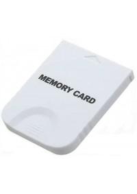 Carte Memoire Générique / GameCube Et Wii (Différents Formats)