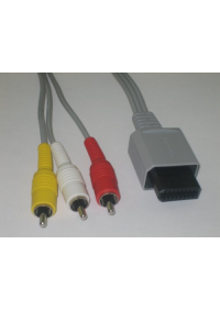 Cable AV Officiel Nintendo / Wii, Wii U