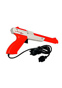 Fusil Zapper Pour Nintendo NES - Orange