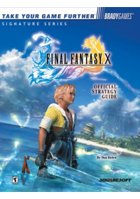 Guide Final Fantasy X Par Bradygames
